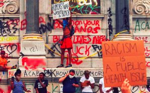 black-lives-matter-rioters-tear-down-statues-francis-scott-key-union-general-ulysses-grant
