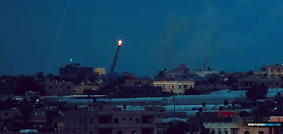 hamas-rocket-being-fired-from-gaza-toward-israel-june-26-2020