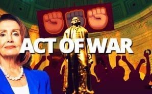 nancy-pelosi-calls-for-review-statues-george-washington-thomas-jefferson-black-lives-matter-domestic-terrorists-civil-war-great-reset