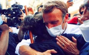 man-of-sin-antichrist-assyrian-emmanuel-macron-greeted-in-lebanon-beirut-as-saviour-you-are-out-only-hope-people-cry