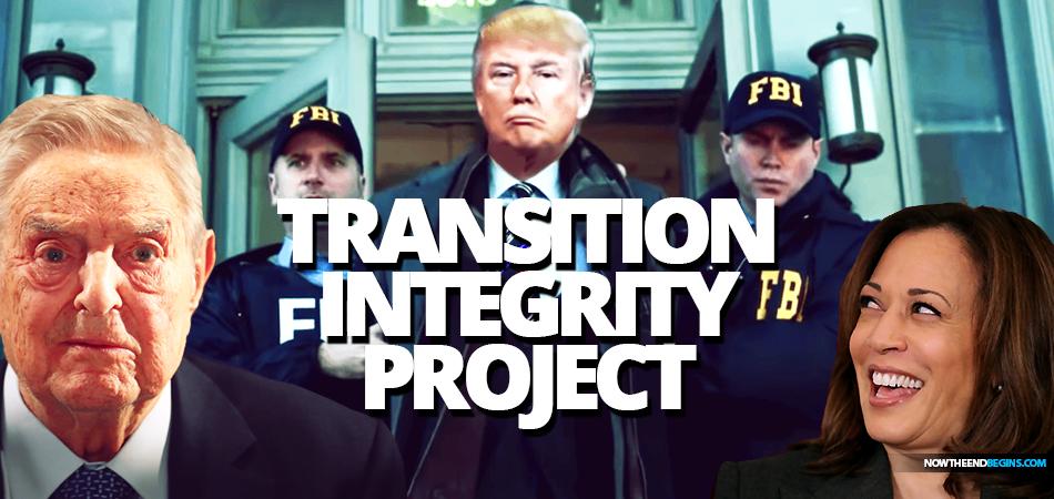 övergångsintegritetsprojekt-george-soros-falsk-berättelse-trump-vägrar-att-lämna-kontor-med våld-bort-installera-kamala-harris-president
