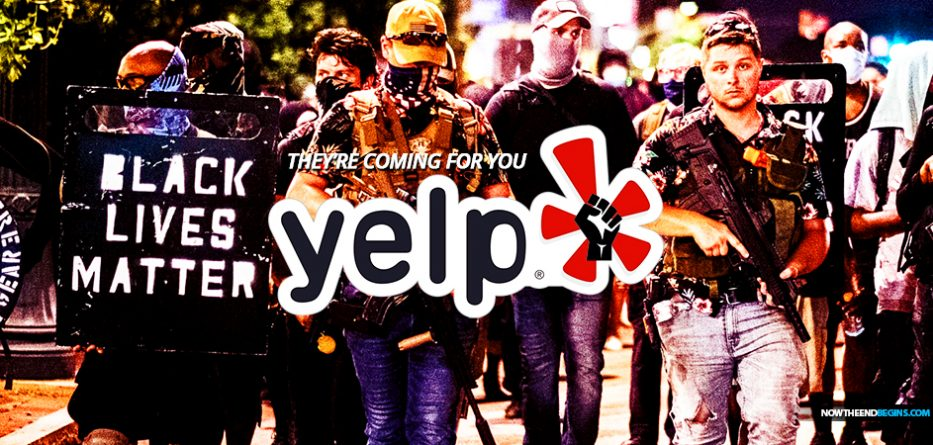 consumer-review-site-yelp-launches-public-attention-alert-partnership-black-lives-matter-mob-rule-antifa