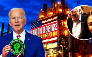 democrat-joe-biden-vows-to-phase-out-oil-industry-bring-in-aoc-socialist-green-new-deal-bernie-sanders