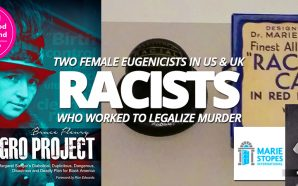 magaret-sanger-planned-parenthood-marie-stopes-abortion-provider-england-uk-eugenics-racism-negro-project