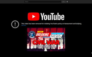 youtube-censorship-1984-democrats-censored-twitter-deplatformed-liberals-marxism-totalitarianism