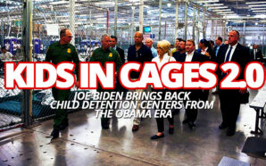 joe-biden-administration-brings-back-kids-in-cages-from-obama-era-illegal-immigrant-detention-camps