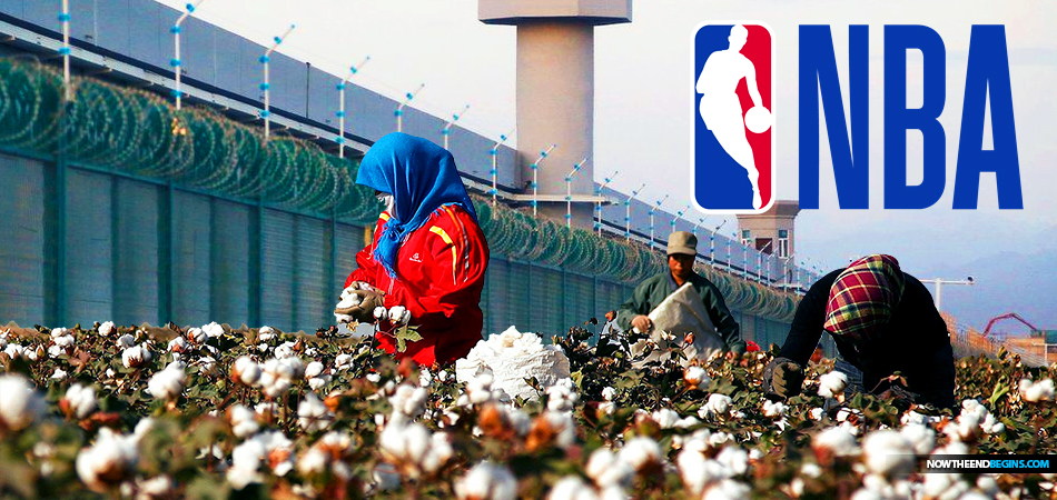 chinese-slave-labor-uyghur-nba-cotton-clothing-woke-hollywood-uyghurs-concetration-camps-national-basketball-association-lebron-james