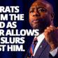 democrats-call-him-uncle-tim-scott-n-word-racial-slurs-twitter-democratic-party