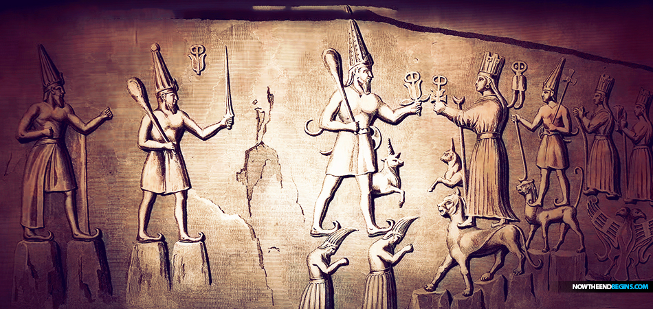 hell-underworld-yazilikaya-rock-temple-luwian-studies-hittites-ancient-world-israel-middle-east-biblical-archaeology-jesus-saves