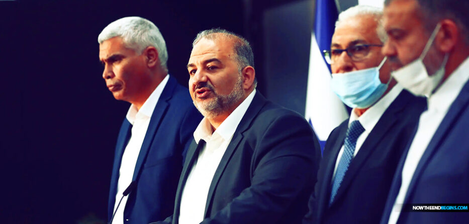 israel-forms-new-government-coalition-ousting-benjamin-netanyahu-mansour-abbas-united-arab-list-antichrist-lapid-yamina-bennet