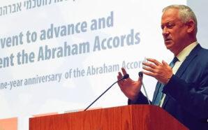 defense-minister-benny-gantz-one-year-anniversary-abraham-accords-israel-sovereignty-judea-samaria-time-jacobs-trouble-daniel-927