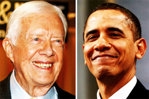Barack Obama is the new Jimmy Carter
