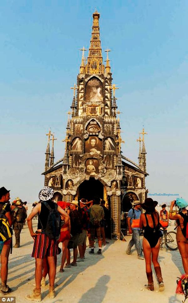 burning-man-pagan-festival-occult-temple-worship