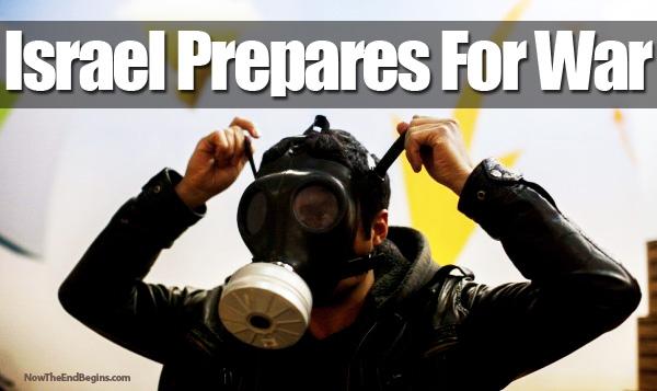 israel-gas-masks-iron-dome-syria-strike-united-states-russia-idf