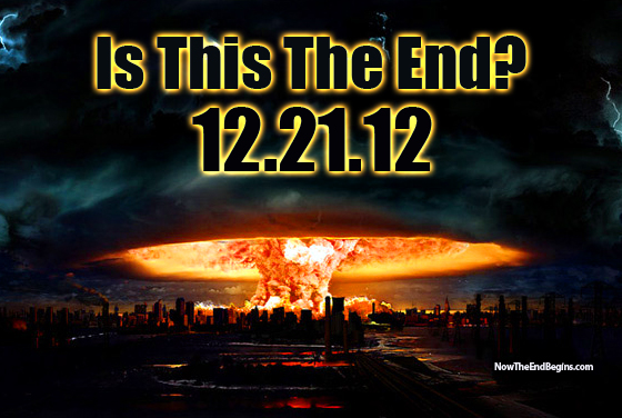 Mayan Calendar December 21 2012 end of the world