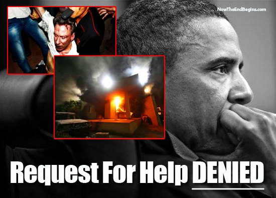 At that point, they called again for military support and help because they were taking fire at the CIA safe house, or annex. The request was denied.