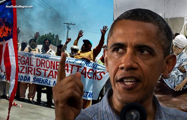 obama-orders-drone-strikes-on-pakistani-civilians