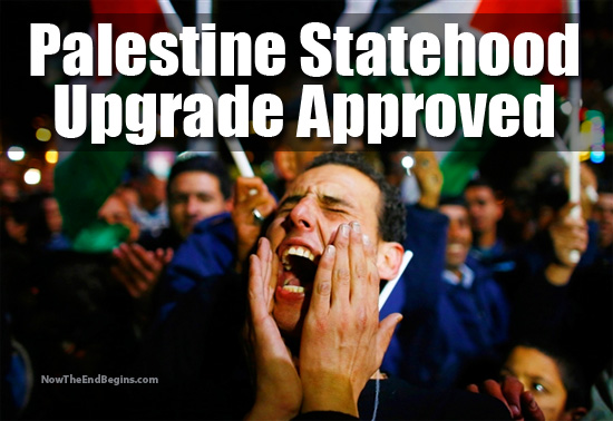 Palestinian Statehood Approved UN