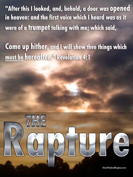 End Of Days Quotes Bible: The Rapture • Now The End Begins