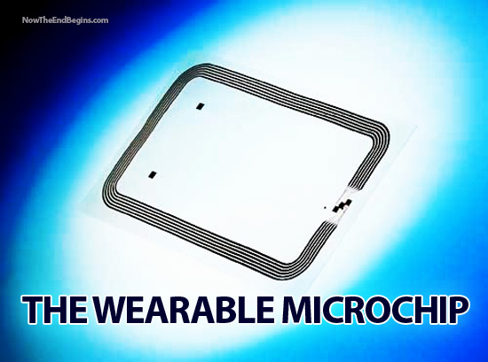 The Wearable RFID Tracking Chip
