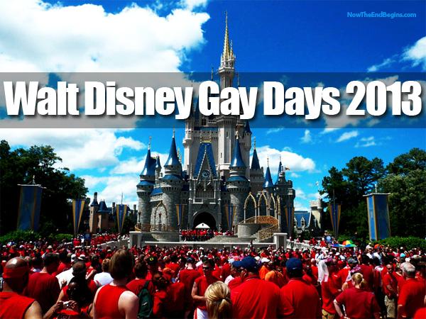 from Kingston disney gay day magic kingdom